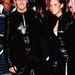 1999, már későbbi férjével, egy Tommy Hilfiger partin