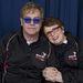 Elton John egy teniszversenyen