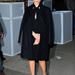 Scarlett Johansson a David Letterman Show előtt