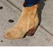 több képen is feltűnt a cipő