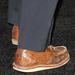Ez az elhasznált, kopott cipő megteszi eseményekre
