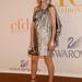 Heidi Klum a csillogósat is bevállalta.