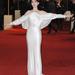 Korábban ezzel a remek fehér ruhával szépelgett a Nyomorultak londoni bemutatóján.