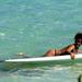 Hát ezt se hívják szörfözésnek, de fotóhoz kiváló testtartás