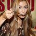 Nem úgy Kim Kardashiant, aki már akkor is folyton evett, mikor még ilyen színű volt a haja,