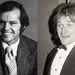 Ragyogás: Jack Nicholson, Robin Williams