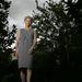 A 9. helyezett Tilda Swinton, aki egzotikus szépség