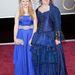 Brenda Chapman (jobb) író-rendező, a Brave egyik alkotója, időgéppel érkezett az Oscarra.