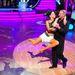 Győrfi Pál, az Országos Mentőszolgálat szóvivője Práger Kittyvel táncol