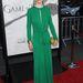 Rose Leslie, Ygritte megformálója, zöldben.