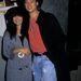 Brad Pitt és Jill Schoelen 1988-ban
