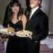 Brad Pitt és Jill Schoelen 1989-ben