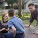 Jessica Chastain és Brad Pitt az Élet fája című filmben