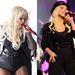 Aguilera szép tempósan dolgozza le a többletet, egészségesebbnek tűnik, és nyilván fellépni is könnyebb így.