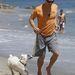 Matthew McConaughey és kutyája