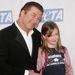 2005-ben az apjával