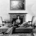 Cardinale a villájában 1970-ben