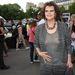 2012-ben megnézte Armani őszi-tavaszi kollekciójának bemutatóját