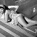 Sophia Loren 1953-ban vonaglik Kleopátra szerepében.