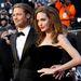 Brad Pitt és Angelina Jolie legutóbb a tavalyi Oscaron gáláztak együtt,