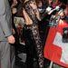 Kristen Stewart a soros Alkonyat-filmjét mutatta be csipkeruhában.