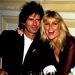 Keith Richards és Patti Hansen