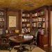Könyvtárszoba. Nagyon menő.