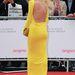Michelle Collins, a Coronation Street című sorozat szereplője a hajával küzdött