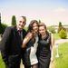 Gáspár Győző, a neje, és 18 éves lányuk, Gáspár Evelin