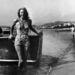 A Cannes-i Filmfesztivál történetének tán első fürdőruhás fényképe Michele Morgan francia színésznőről készült 1946-ban.