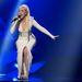 A norvég Margaret Berger főpróbál az Eurovíziós Dalfesztiválon.