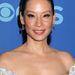 Lucy Liu a CBS New York-i buliján.