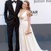 2013-as kép az énekesnőről és modell barátjáról, Andres Velencosóról, akivela  66. Cannes-i filmfesztivál alatt Franciaországban voltak. 2010-ben azt pletykálták, hogy szakítottak, a lényeg, hogy most együtt vannak.