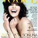 A Vogue legújabb címlapján.