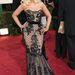 A 2011-es, 68. Golden Globe-ra is olyan ruhát választott, ami kiadja az alakját