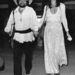 1974: a Mély torok megjelenésének évében pasijával, David Winterrel, a film producerével