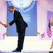 Obama év eleji beiktatásán is fellépett.