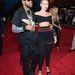 Cyrus tehát ebben a remek szettben érkezett meg az MTV VMA-ra, Mike WiLL Made producer oldalán