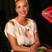 Kapócs Zsóka 22 évesen, 2001-ben nyerte el a Miss World Hungary címet, azóta rádiózott is és saját lemeze is jelent meg, illetve színésznőként is szerepel