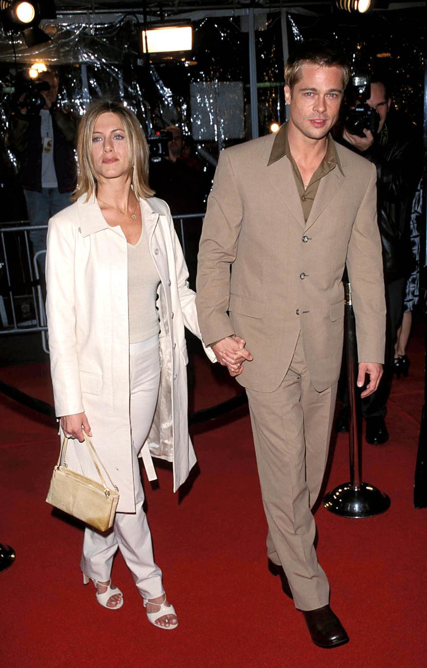 Brad Pitt és Angelina Jolie