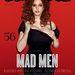 Christina Hendricks az orosz Esquire 2010. júniusi kiadásának címlapján. Na így például sosem nézett ki