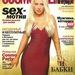 Christina Aguilera oroszosított vonásokkal, az orosz Cosmopolitan 2011. január-februári számán