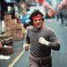 Sylvester Stallone Rocky Balboaként
