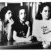 Annabeth Gish, Julia Roberts és Lili Taylor a Mystic Pizza forgatásán
