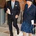 Michael Middleton, György anyai nagyapja, és Jessie Webb, a kis herceg dajkája.