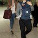 Svájcban már fiukkal, Flynn-nel jelentek meg 2011-ben.