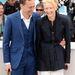 Tom Hiddleston és Tilda Swinton