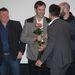 Csányi a nőknek kiosztott virágok maradékát Karalyos Gábornak adta