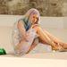 Renae Warne modell egy zavart lelkiállapotú tündérre emlékeztet