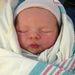 Fergie és Josh Duhamel első gyermeke, Axl Jack. Született: 2013.08.29.